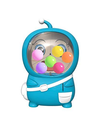 ektrische Musik Münze Kapsel Maschine Kapsel Spielzeug Spielmaschine, Kapsel Spielzeug Münze Spiel, Kinder Karneval Party Supplies(Blue) ()