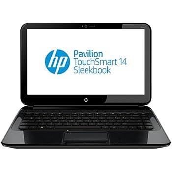 HP Pavilion TouchSmart 14-b173tu 14-inch Touchscreen Laptop (Sparkling Black) without Laptop Bag