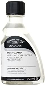 Winsor & Newton Artists Brush Cleaner, 250 ml - Transparent