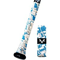 Vulcan Agarre para bate, color Glacier Freeze, tamaño 1.75mm Bat Grip