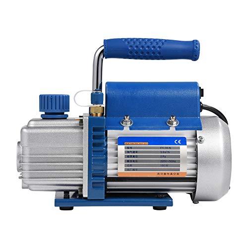 FY-1H-N 150W 220V Vakuumpumpe mit Kabel , Mini tragbare Luftvakuumpumpe für Klimaanlage/Kühlschrank