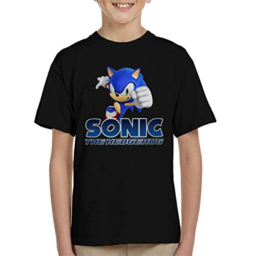 Sonic The Hedgehog Gotta Go Fast Kid's T-Shirt