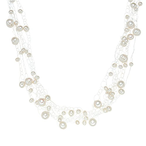 collier perle amazon