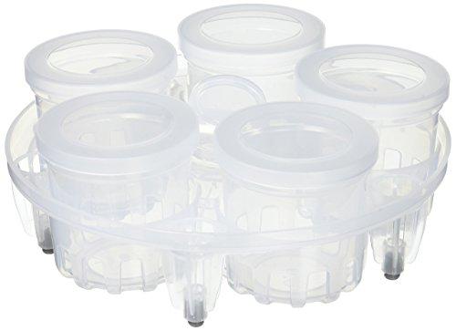 9 8 Oz Jar (Echte Instant Pot Joghurt Maker Becher)