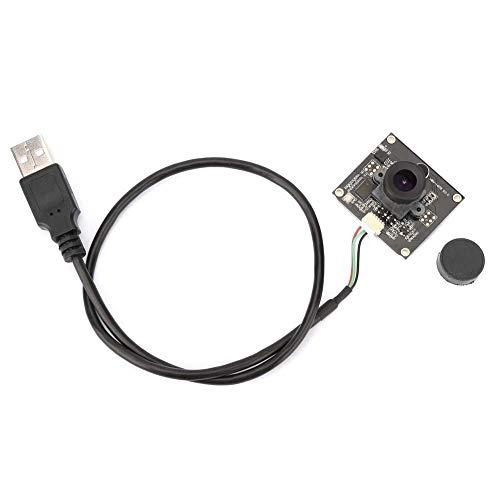 Keenso OV2643 USB-Kameramodul Autofokus-Mini-Kamera-Board 2MP 120 ° Weitwinkel-Kameramodul mit OV2643-Chip Mini-board-kamera
