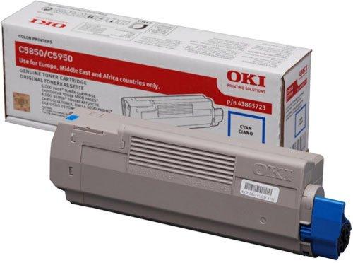 OKI 43865723 - Tóner C5850/C5950