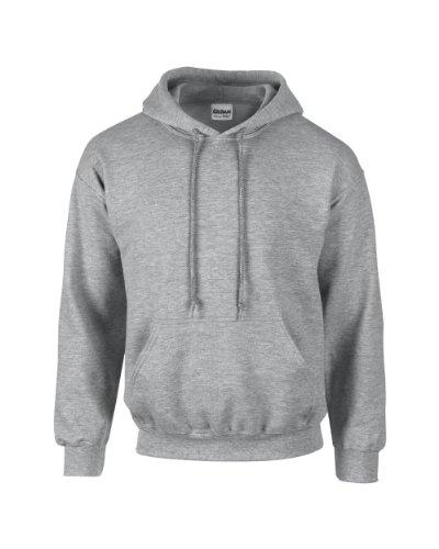 Gildan - Unisex Kapuzenpullover \'Heavy Blend\' , Sport Grey, Gr. L