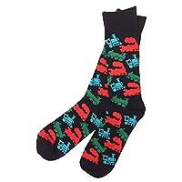 Steam Train Socks by The Tie Studio