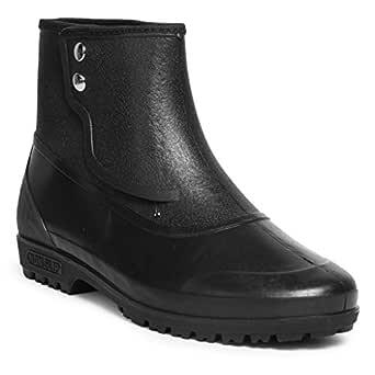 Hillson TC07HLS0133_Size 5 7 Star Safety Shoes Without Steel Toe, Black, UK Size 5