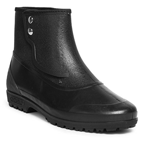 Hillson TC07HLS0133_Size 8 7 Star Safety Shoes Without Steel Toe, Black, UK Size 8