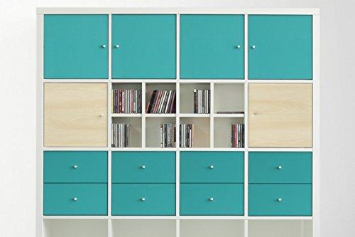 cd einsatz f r ikea kallax regal birke k chenausstattung k chenzubeh r shop. Black Bedroom Furniture Sets. Home Design Ideas