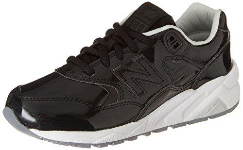 New Balance WRT 580 MT Black Silver Nero