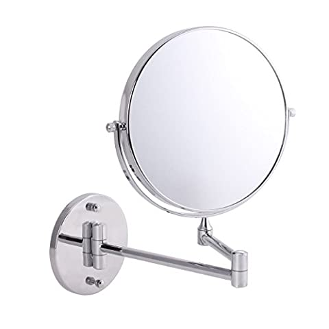 Miroir Grossissant 8 Fois - Uniquebella 8 pouces Miroir mural Grossissant x10