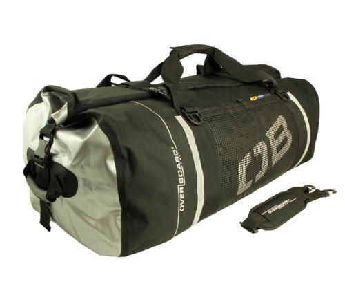 Overboard Wasserdichte Sport Reisetasche Ninja, Schwarz, 130 Liter, OB1045BLK