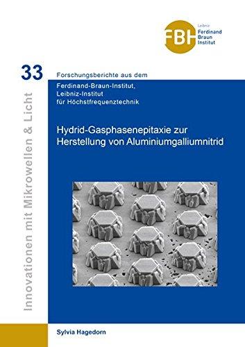 Hybrid-Gasphasenepitaxie zur Herstellung von Aluminiumgalliumnitrid (Innovationen mit Mikrowellen und Licht)