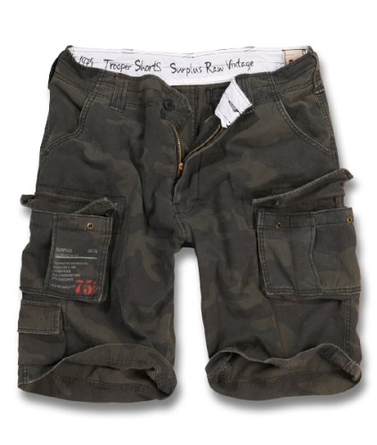 Trooper Camo (Surplus Kurze Hose