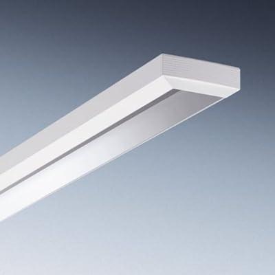 """Anbauleuchte """"Atirion"""" in Wallwasher-Optik Elektrische Ausführung: Mit elektronischem Vorschaltgerät, Größe: 7,5cm H x 128,2cm W x 19,7cm T, Leuchtmittel: 1 x 36W von Trilux bei Lampenhans.de"""