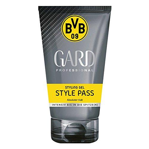 Borussia Dortmund Haargel / Styling Gel Tube 150 ml BVB 09 - plus gratis Aufkleber forever Dortmund