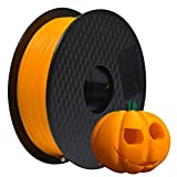 GEEETECH Filament PLA 1.75mm Imprimante 3D Filament PLA pour Imprimante 3D, 1kg Spool,Orange