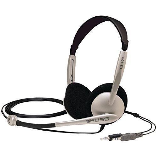 Preisvergleich Produktbild Koss CS100 Casque Ordinateur Avec Micro Headset