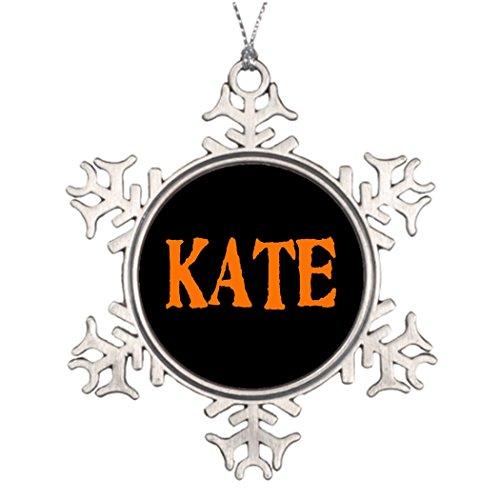 t sofort Kate Kostüm Einzigartige Schneeflocke ornaments Jon (Coole Paare Halloween-kostüm Ideen)