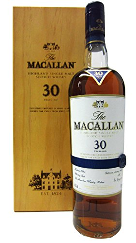 Macallan - Sherry Oak - 30 year old Whisky