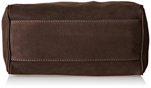 Timberland Tb0m2910, Borsa a Mano Donna, 16 x 20 x 30 cm (W x H x L) Marrone (Black Coffee)