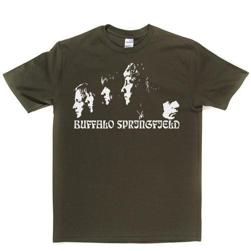 Buffalo Springfield Classic Rock T-shirt