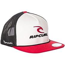 RIP CURL Hombre Rippy Team Flat Trucker BĂ©isbol Gorro 3fab07bb53b