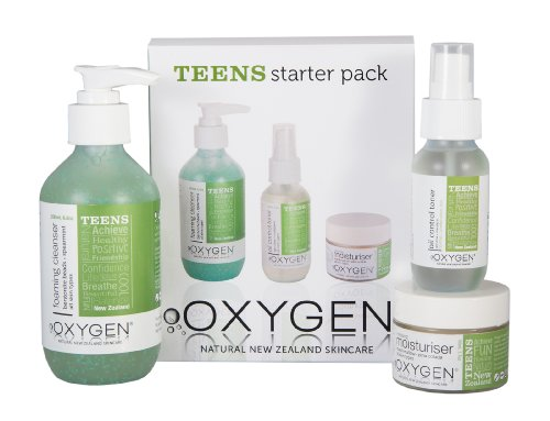 Ossigeno Skincare Teenager Starter: 200 ml di