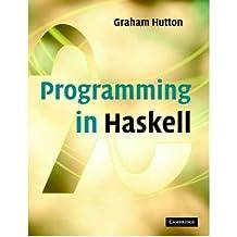 [(Programming in Haskell )] [Author: Graham Hutton] [Jan-2007]
