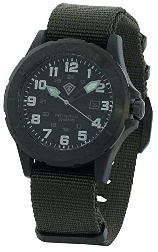 First Tactical Ridgeline Carbon Field Watch Oliv, Oliv