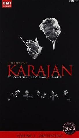Herbert von Karajan - Complete EMI Recordings 1946-1984, Vol. 1: