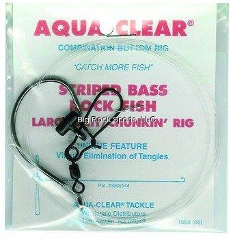 Aqua Clear ST-10CFF Köder und Chunkin' Rig groß