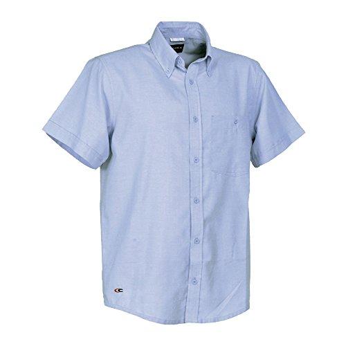 "Preisvergleich Produktbild Cofra V373-0-02.Z/5 Arbeitshemd ""Varadero"", hellblau, Größe XL"