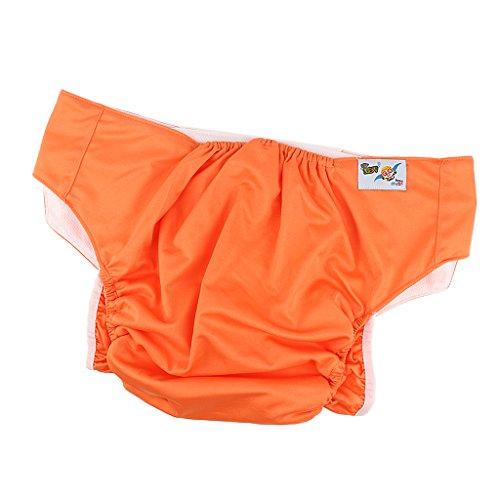 Homyl windelhosen für erwachsene - Orange