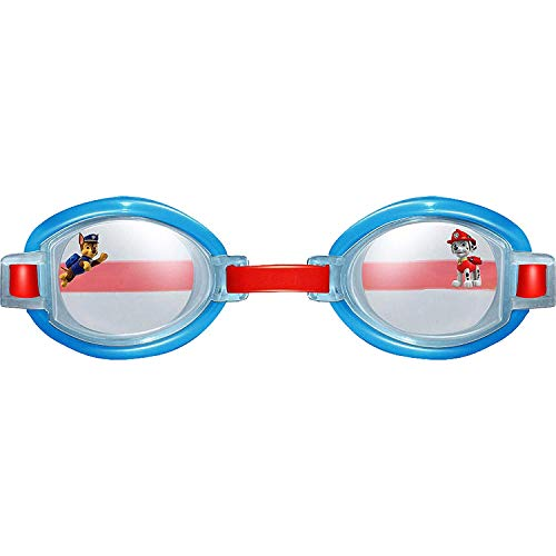 Jasbo Boy 's Paw Patrol Chase & Marshall Schwimmbrille