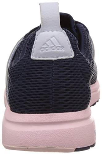 adidas Durama W, Chaussures de Running Entrainement Femme, 38.5 EU Multicolore - Negro / Blanco / Rosa (Maruni / Rolhal / Azuhal)