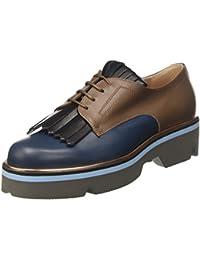Pollini Damen Sa10284g14te375a Niedrige Sneaker