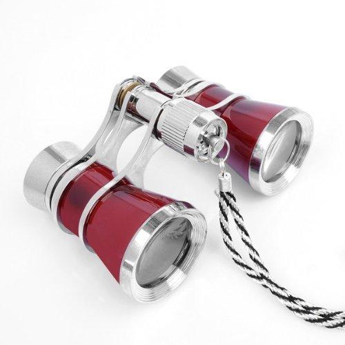 toogoor-exquisite-theater-opera-3x25-glasses-coated-red-binocular-telescope