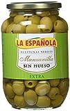 Aceitunas Manzanilla Sin Hueso - 835 gr