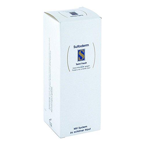Sulfoderm S Teint Kompakt Puder pastell 10 g