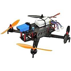 Amewi - Quadrocopter 250 Carrera + FPV / cámara