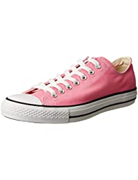 Converse All Star Chucks Scarpe Da Donna High Top Sneaker Scarpe da ginnastica rosa albicocca