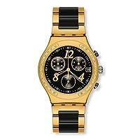 Swatch Reloj de cuarzo Woman DREAMNIGHT YELLOW YCG405G 40.0 mm de Swatch