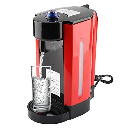 Kessel 1500W 3L Elektrischer Wasserkessel Wärmer Instant Wasser Heizkessel Spender Wasser Küchengerät ()
