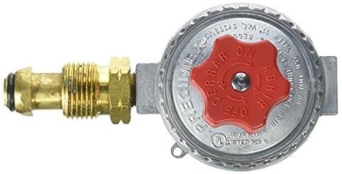 NATIONAL BRAND ALTERNATIVE 535100 Adjustable High Pressure Lp (Propane) Gas Regulator by National Brand Alternative