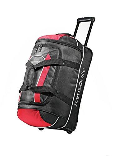 Samsonite ,  Handgepäck schwarz / rot Einheitsgröße (Travel Wheeled Bag)