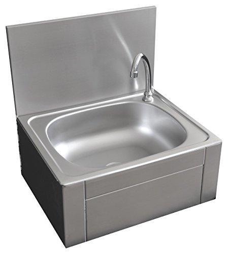 Handwaschbecken mit Kniebedienung, 500x420x520mm