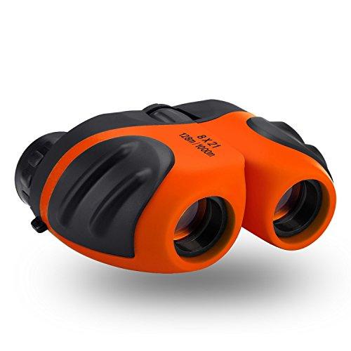 Best-Sun Junge Spielzeug 3-12, Fernglas Spielzeug FÜR Kinder Jugendlicher Junge Geschenke,4-5 Jahre Altes Junge Geschenk(Orange)
